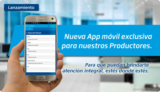 App Productores